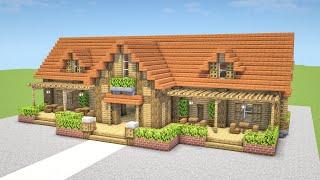 【Minecraft】家を作ろう
