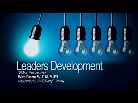 Leaders' Development (Feb., 21, 2017)