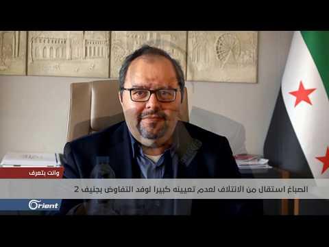 حقيقة العلاقة بين مصطفى صباغ وقيادات الإخوان المسلمين  - 16:53-2019 / 9 / 11