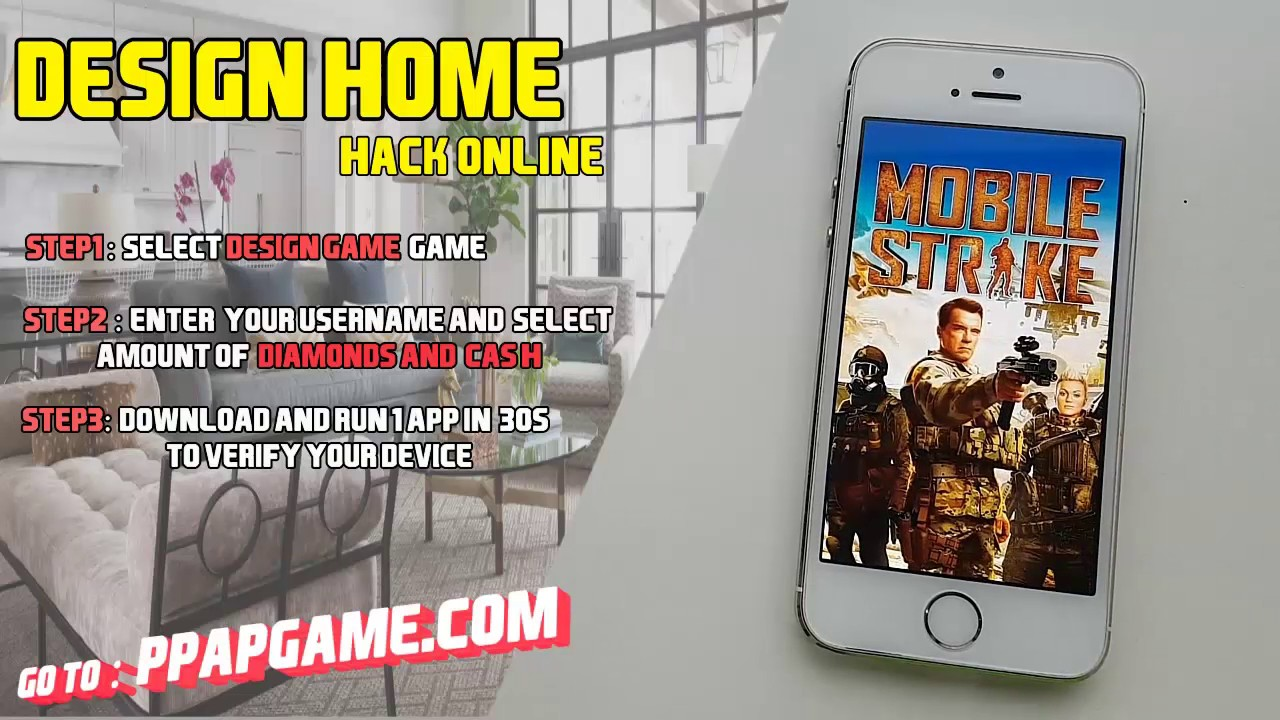 design home hack generator design home hack cydia YouTube