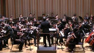 Dvorak New World Symphony, Los Angeles Youth Orchestra, Chamber Orchestra