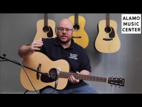 Martin 000-15 Special Demo & Review