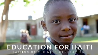 What do Haiti's kids want to be?