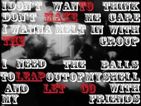 drug me dead kennedys (lyrics)