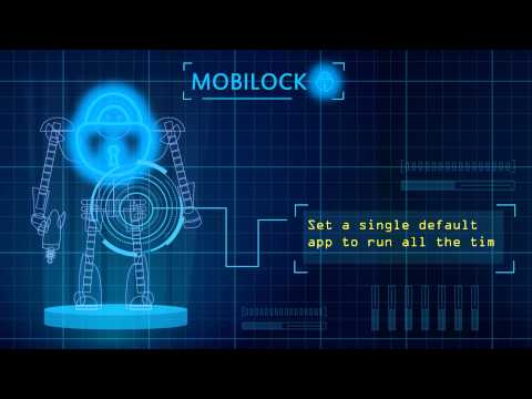 Mobilock Pro - Turn Your Android Device Into Kiosk Mode