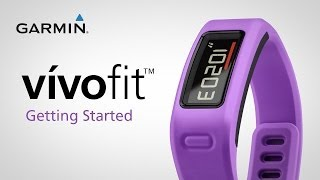 01. vívofit: getting started