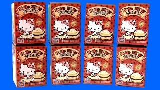 Hello Kitty Surprise Boxes Play Doughnuts キャラクター練り切り ハローキティ Choco Donuts by DisneyCollector thumbnail