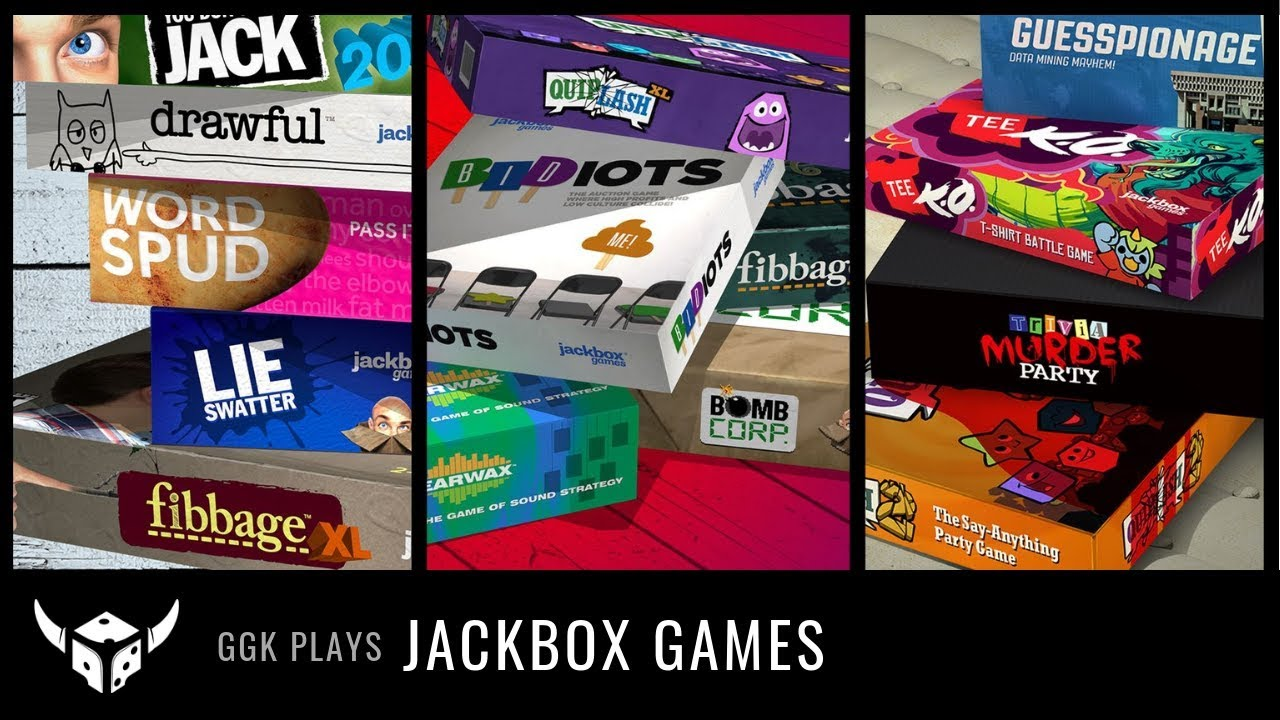 Jackbox Games | Jackbox Fun Times - YouTube