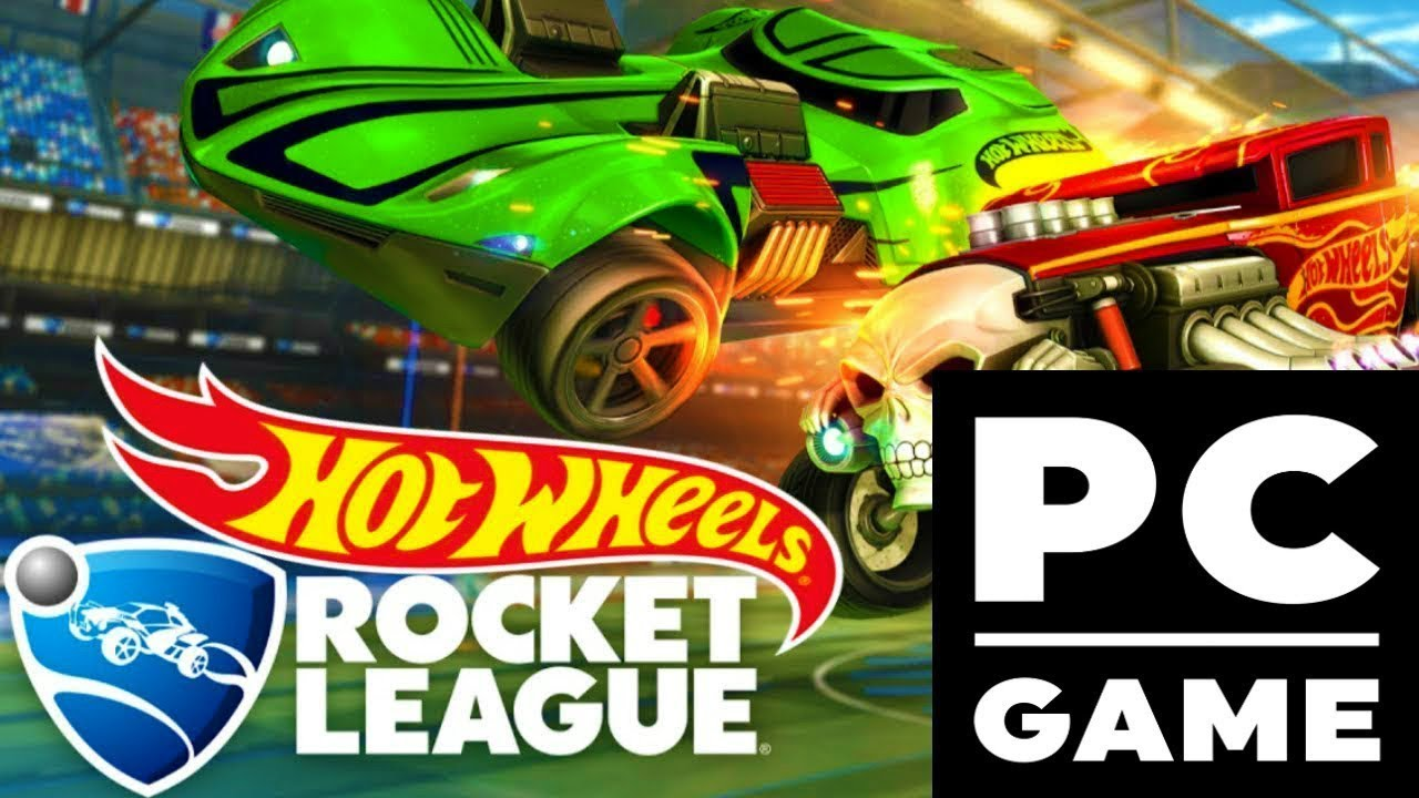 How To Download Rocket League Hot Wheels For Free on PC ...