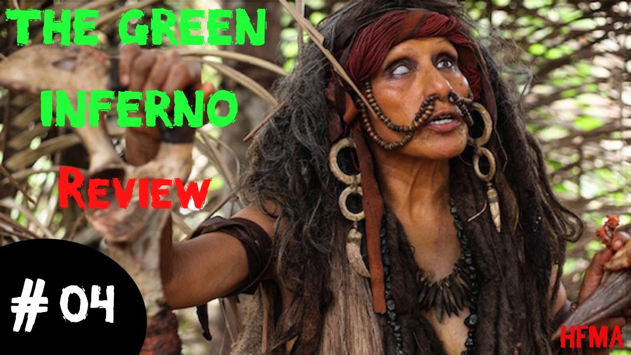 The Green Inferno Uncut
