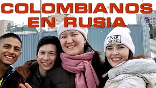 Colombianos en Rusia l Колумбийцы в России, в Казани(Hola, amigos! En este video vamos a conocernos con los estudiantes colombianos que vinieron a Rusia para estudiar, sus pensamientos sobre Rusia., 2016-03-29T21:15:04.000Z)