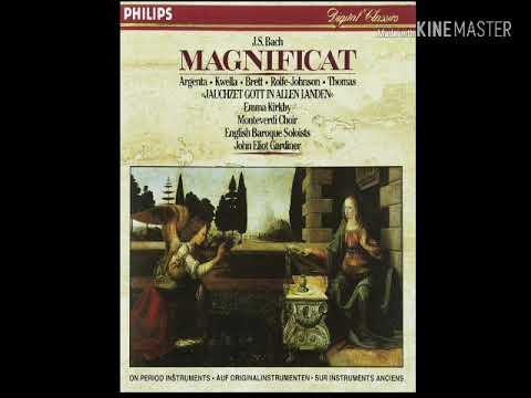 Bach - Magnificat In D Major, BWV 243 | John Eliot Gardiner