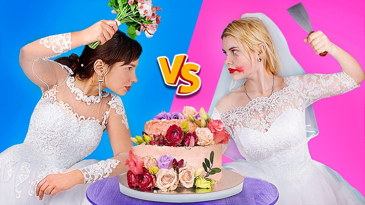 Gelin Savaşları! Kimin Pastası Daha İyi?