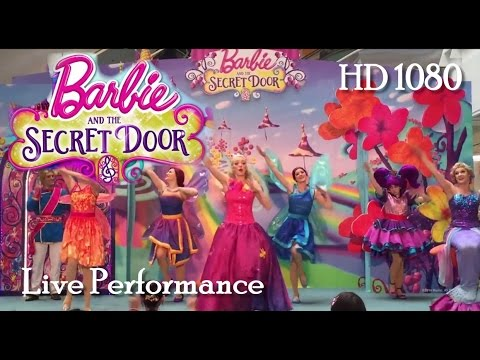 Barbie and The Secret Door - Live HD 2014 (Complete Songs)