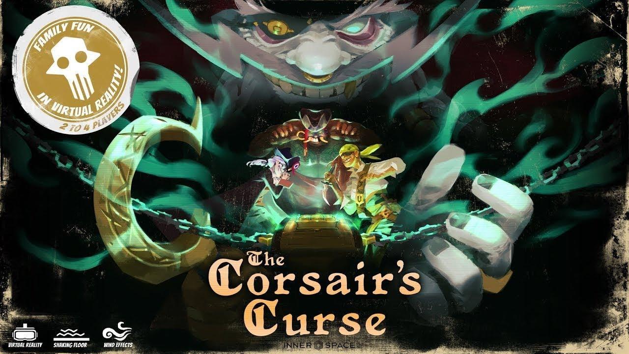La malédiction du Corsaire - Innerspace VR