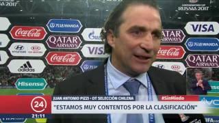 Juan Antonio Pizzi, el DT que va por una nueva final con la Roja
