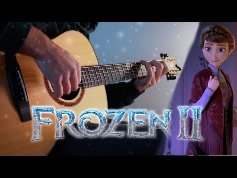 (Frozen 2 OST) All Is Found - Fingerstyle Guitar Cover