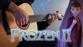 Download lagu (Frozen 2 OST) All Is Found - Fingerstyle Guitar Cover (with TABS)