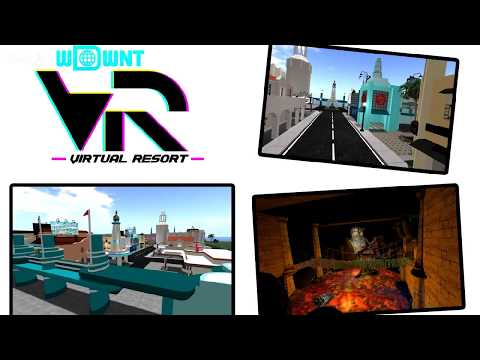 WDWNT VR (Virtual Resort) First Look - Toys for Tots Marathon 2017