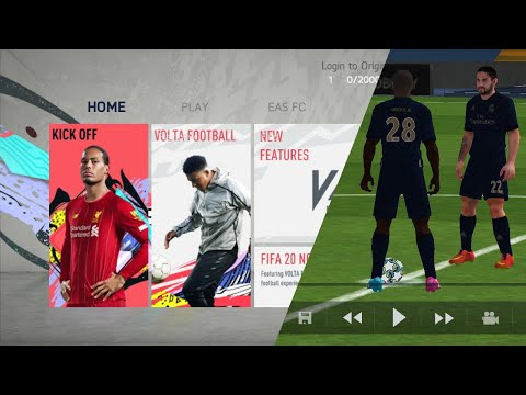 FIFA 20 ANDROID - REVIEW #5 - 동영상