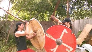 Viking Sword and Shield: Open Ward Discussion Reply to Colin Richards