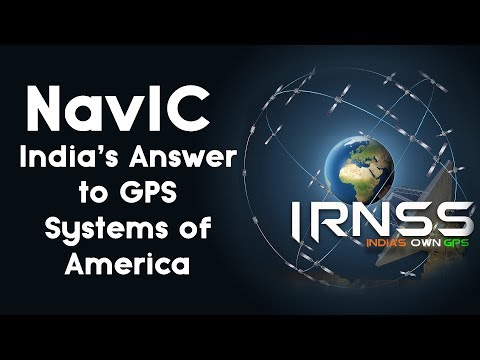NavIC – India's answer to GPS systems of America | GPS alternative by ISRO