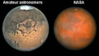 6/7-Artificial Structures-Vegetation-& True colors on Mars