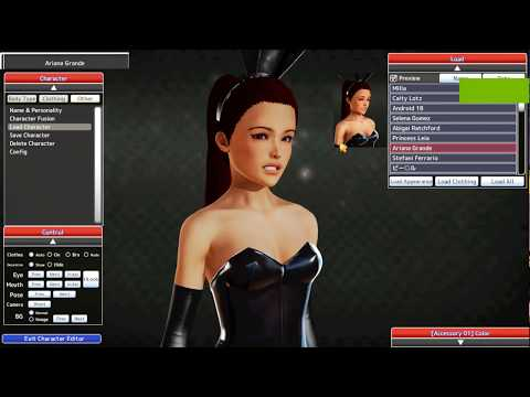 Ariana Grande - Honey Select Card (Character Mod)