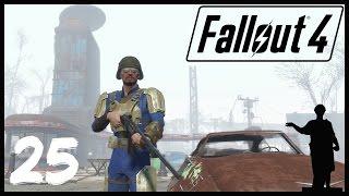 Fallout 4 25 - Обустройство Ресторана Старлайт Строительная