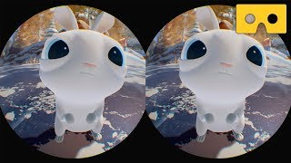 Invasion! [PS VR] - VR SBS 3D Video