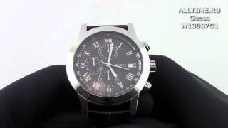 Мужские наручные fashion часы Guess W13087G1(, 2012-05-11T08:21:12.000Z)