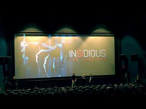 Insidious: The Last Key Premiere with Jason Blum, Leigh Whannell, and Adam Robitel