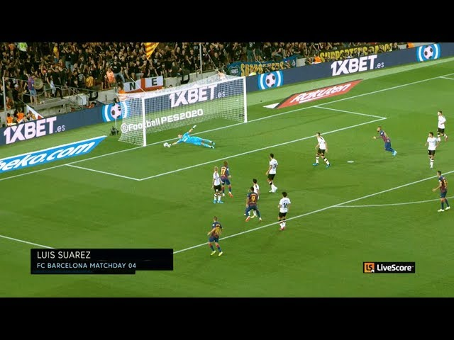 Watch De Jong Suarez And Benzema All Score With The Livescore 360replay Camera Md4 Youtube