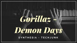 [Synthesia] Gorillaz - Demon Days