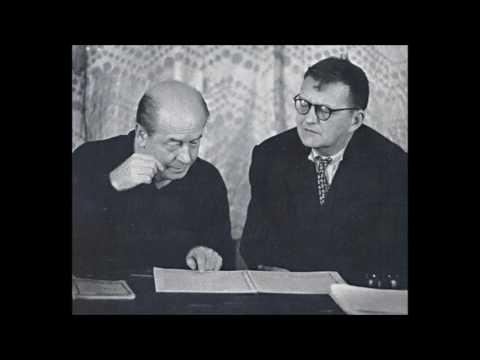 Shostakovich - Symphony n°4 - Philadelphia / Ormandy live