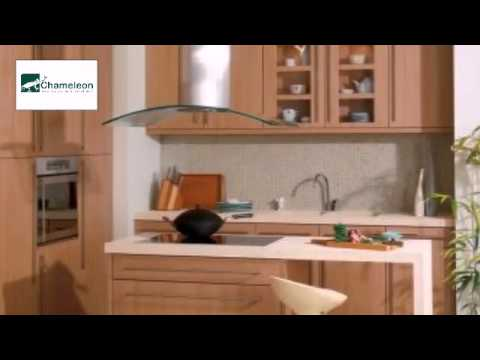 Chameleon Bathrooms and Kitchens, Kitchen Design and Installation in Somerset