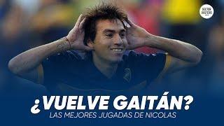 ¿Vuelve Nico Gaitán a Boca? Las mejores jugadas del zurdo en Europa.