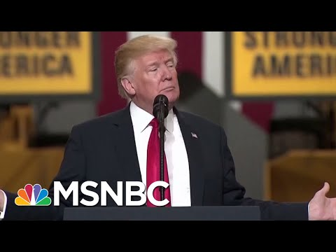 Chris Hayes: Roseanne Reflects A Chunk Of The President Donald Trump Base | All In | MSNBC