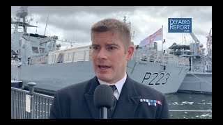Royal Navy's Prest on Type 31 Frigate, Capabilities, Next  Steps, Balancing Cost & Performance