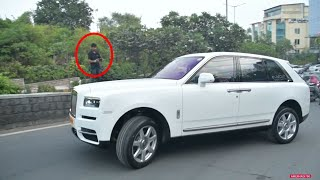 Most Expensive Rolls Royce Suv In INDIA | 2020