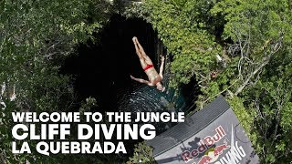 Red Bull Cliff Diving World Series 2010 - Mexico - Welcome to the Jungle