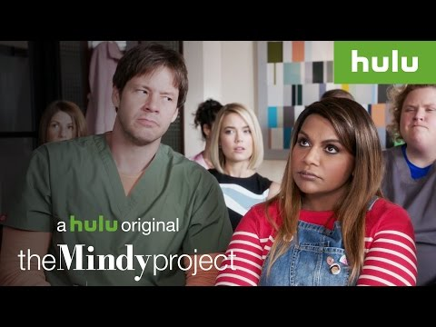 Returning February 14 • The Mindy Project On Hulu