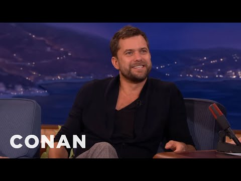 Joshua Jackson and Diane Kruger's Terrible First Date   CONAN on TBS