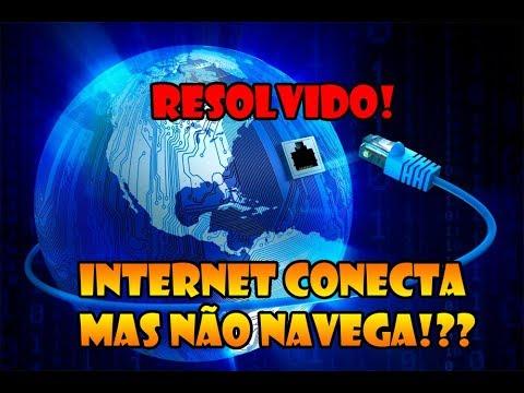[RESOLVIDO] - WINDOWS 10 INTERNET/WIFI BUG! CONECTA MAS NÃO NAVEGA
