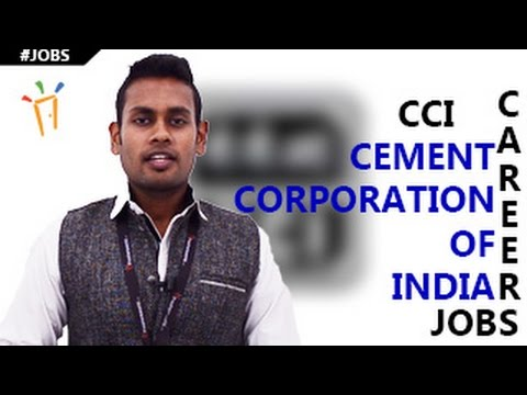 CCI Recruitment 2019 | Cement Corporation of India Limited Latest 21