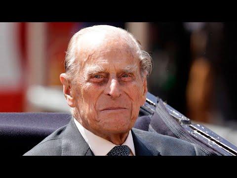 Prince Philip, 99, in hospital as 'a precautionary measure'