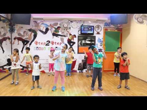 Tait Goriye | A Kay | Kids Bhangra Performance | Step2Step Dance Studio Mohali