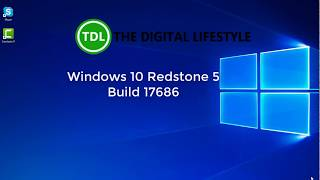 Hands on with Windows 10 Redstone 5 Build 17686