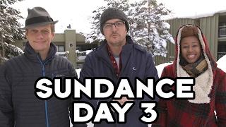 Sundance Film Festival Recap: Day 3