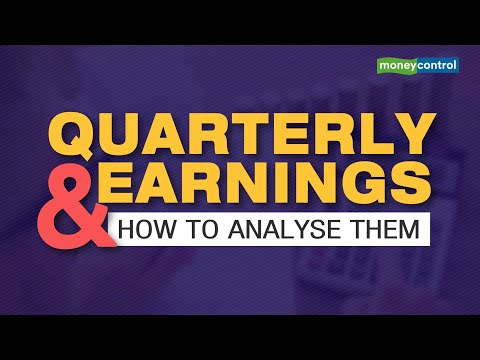 Quarterly Earnings & How To Analyse Them | Explained